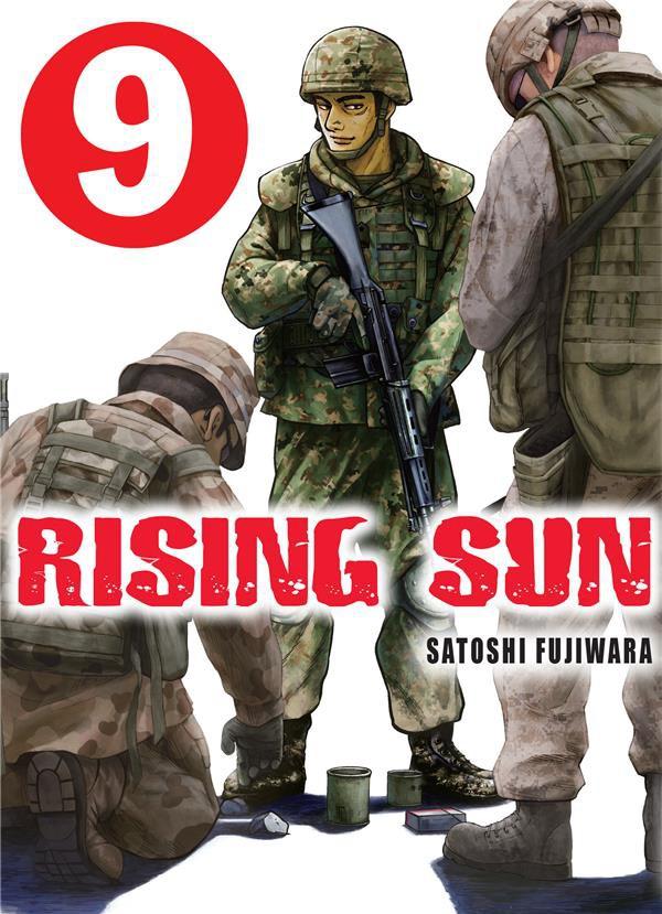 Couverture de Rising Sun -9- Tome 9