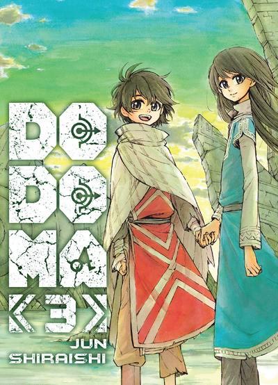 Couverture de Dodoma -3- Vol. 3