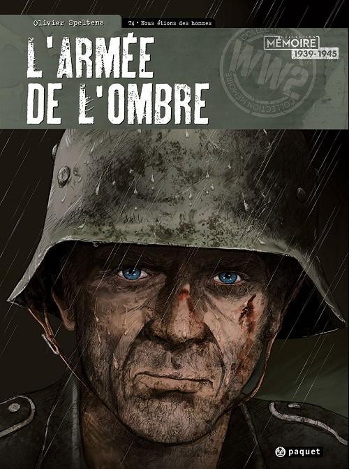 Couverture de L'armée de l'Ombre -4- Nous étions des hommes