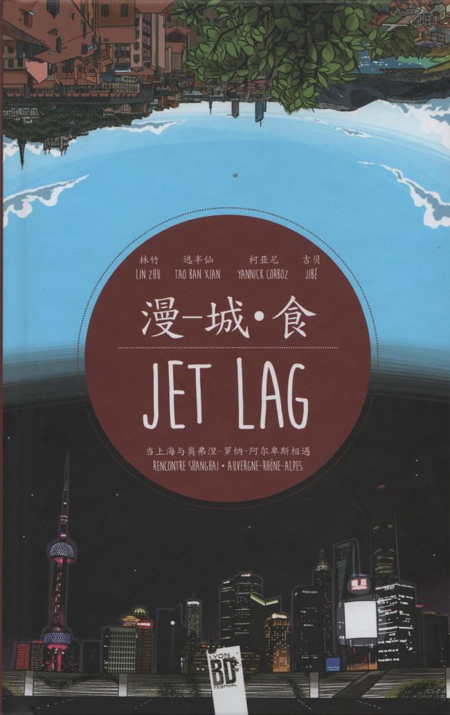 Couverture de Jet Lag