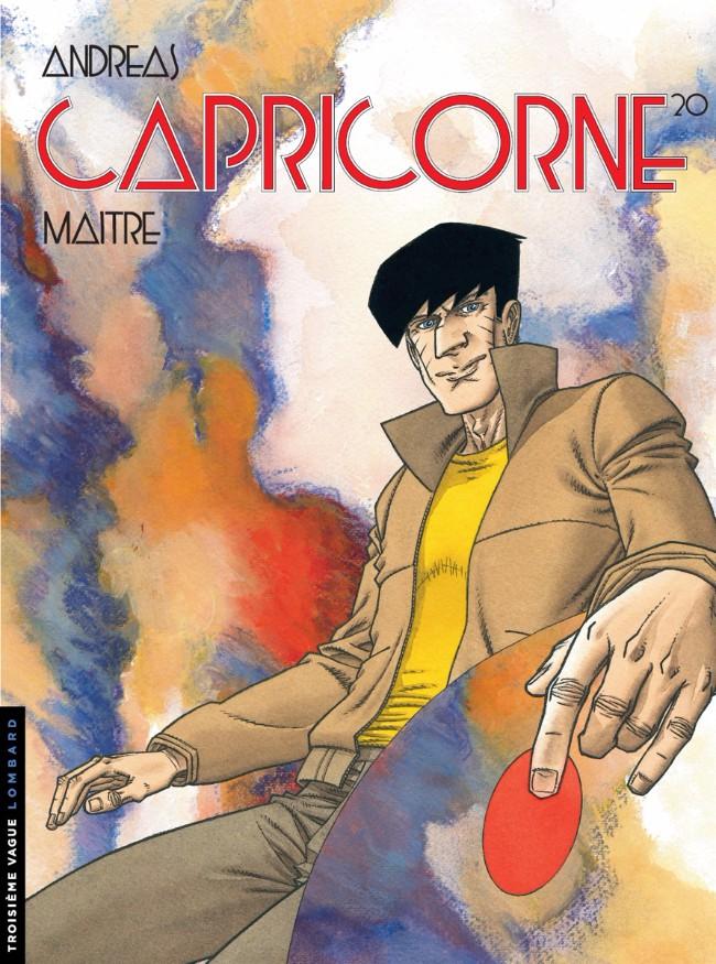 Couverture de Capricorne -20- Maître