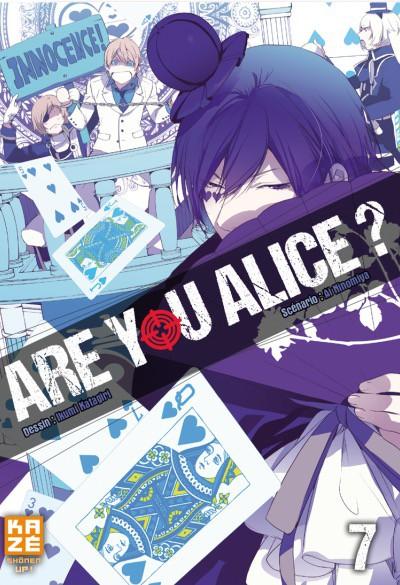 Couverture de Are you Alice ? -7- Tome 7