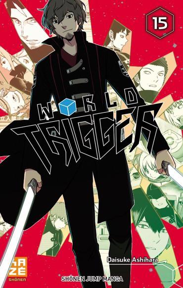 Couverture de World Trigger -15- Tome 15