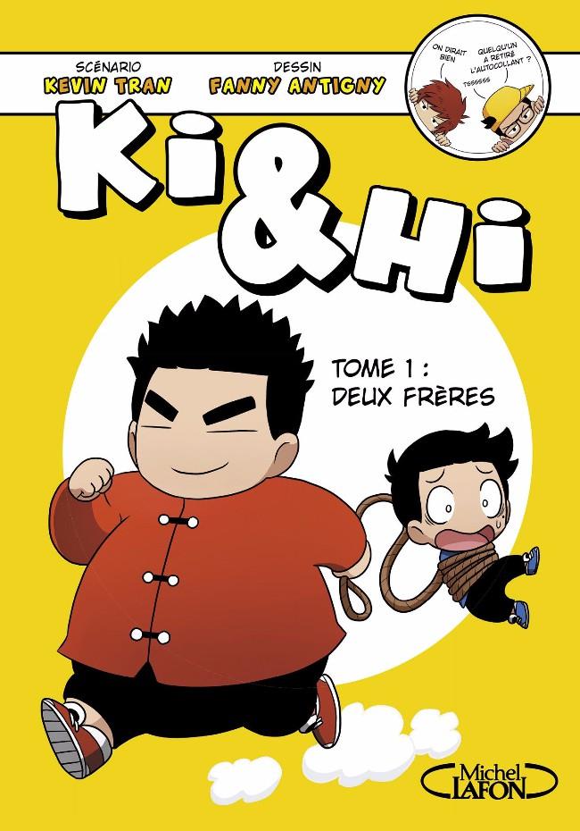 Couverture de Ki & Hi -1- Deux frères