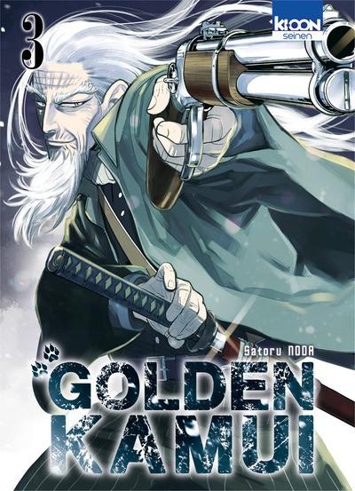 Couverture de Golden Kamui - Tome 3
