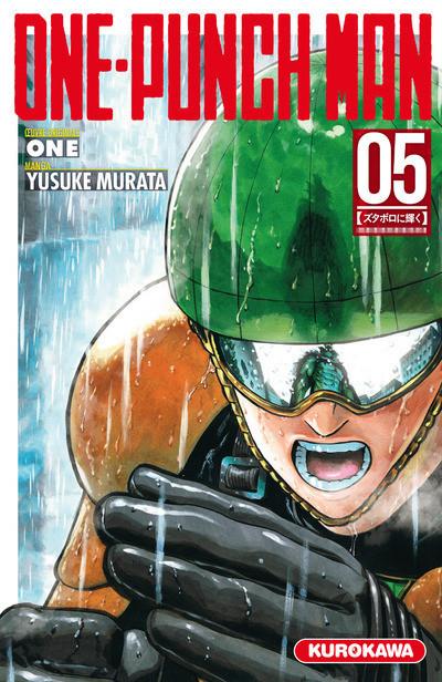 Couverture de One-Punch Man -5- Amoché mais resplendissant