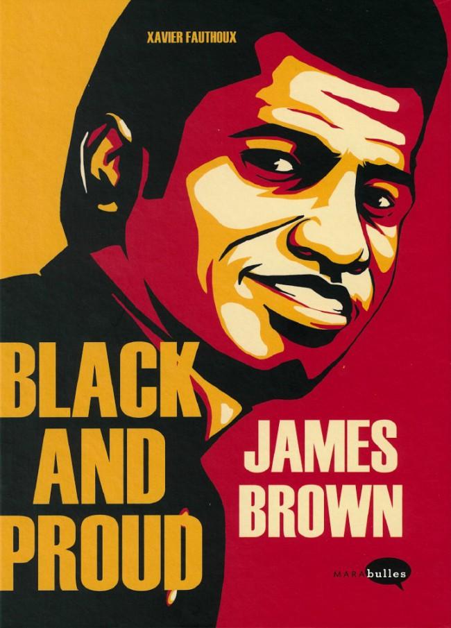 Couverture de Black and proud - James Brown