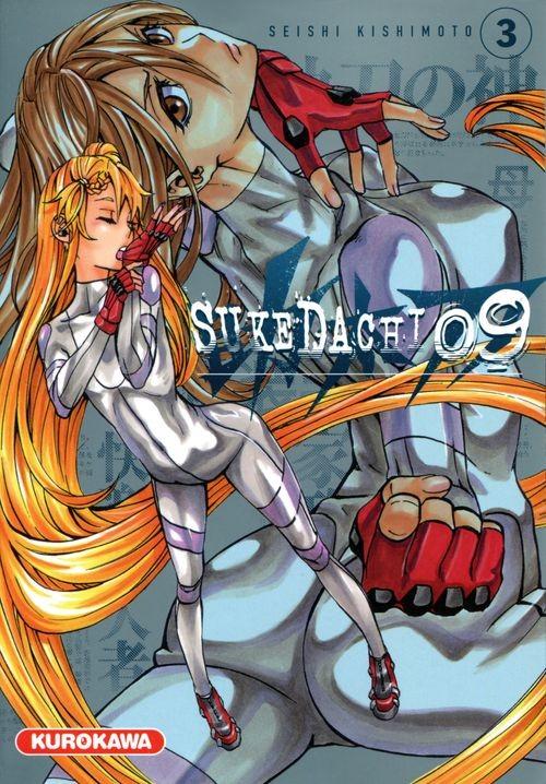 Couverture de Sukedachi 09 -3- Tome 3