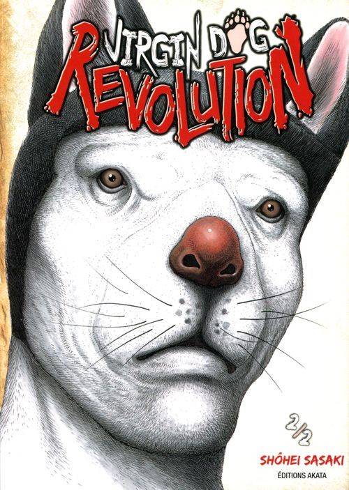 Couverture de Virgin Dog Revolution -2- Volume 2