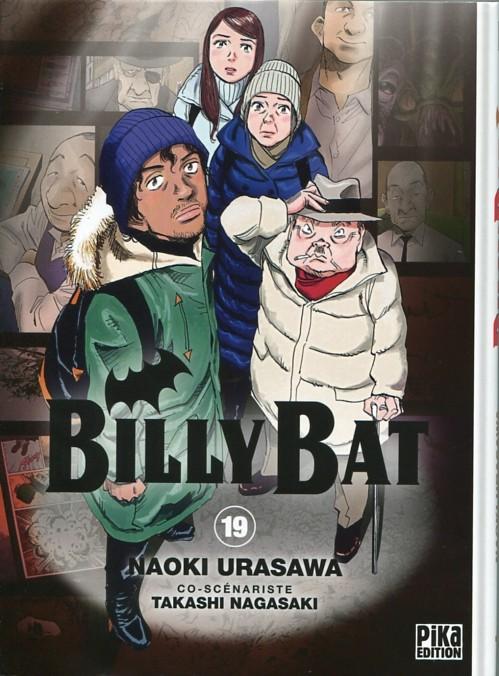 Couverture de Billy Bat -19- Volume 19