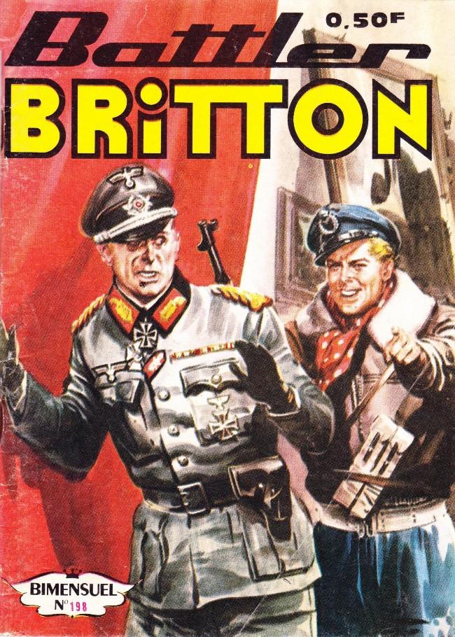 Couverture de Battler Britton -198- Tactique spéciale
