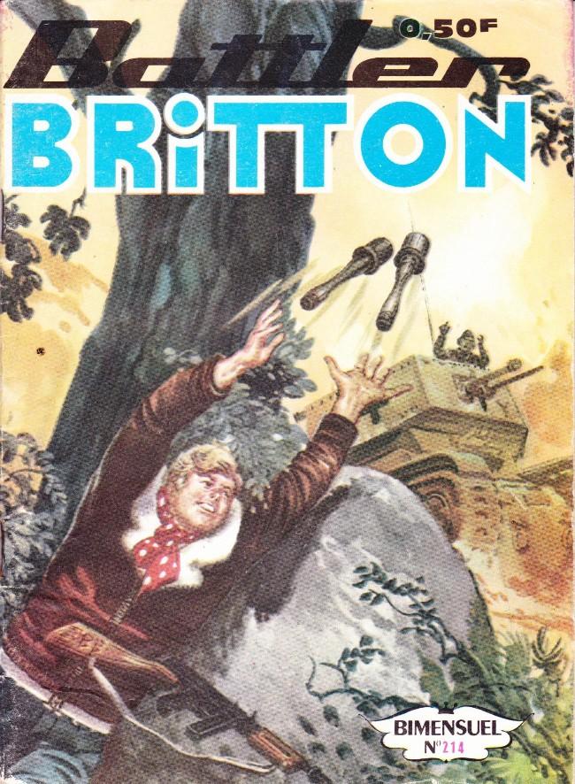 Couverture de Battler Britton (Imperia) -214- Action déloyale