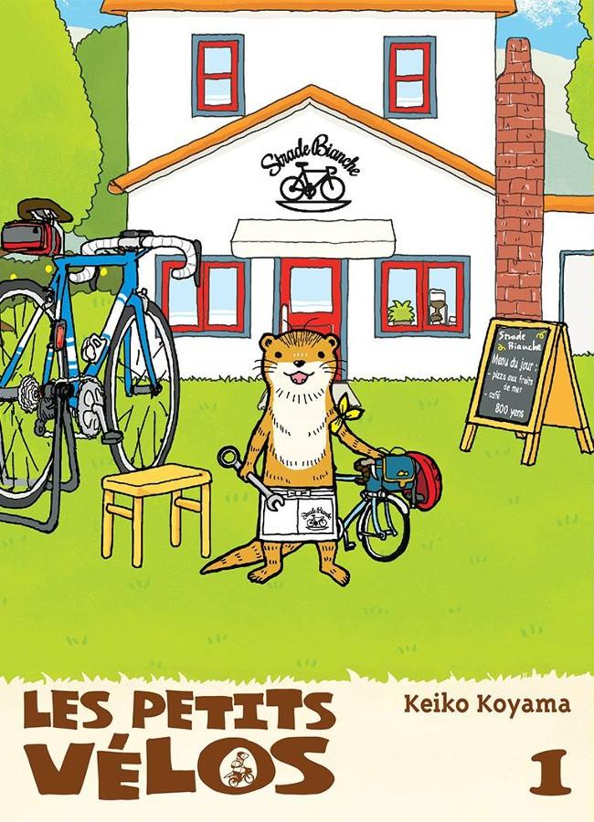 Couverture de Les petits Vélos -1- Tome 1