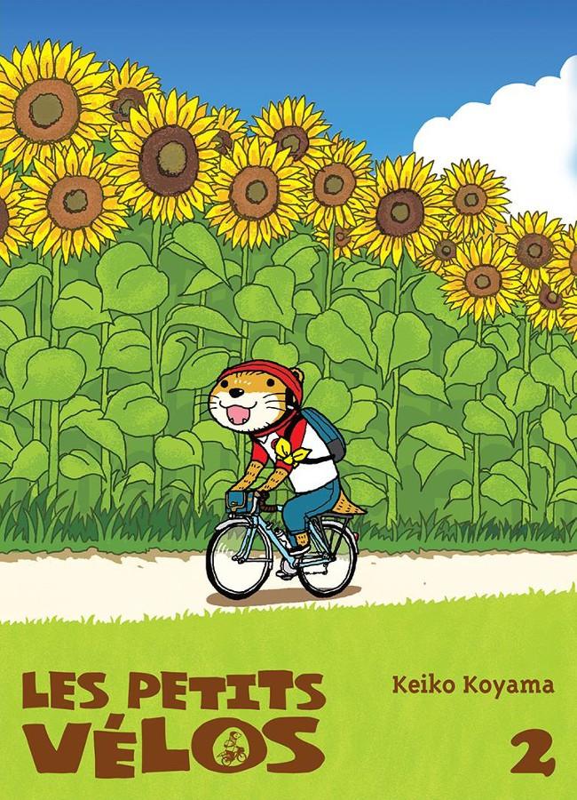 Couverture de Les petits Vélos -2- Tome 2
