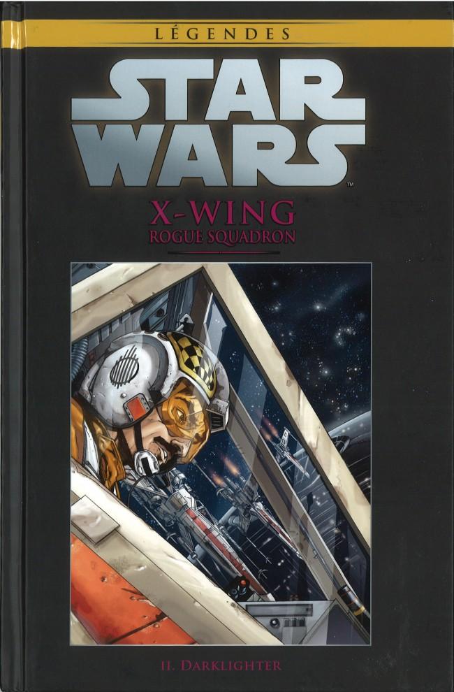Couverture de Star Wars - Légendes - La Collection (Hachette) -3063- X-Wing Rogue Squadron - II. Darklighter