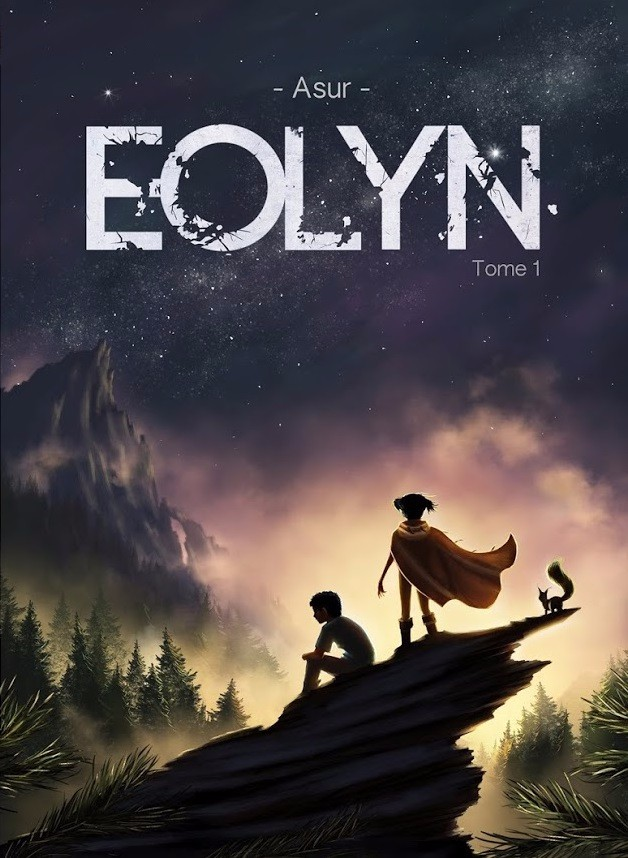 Couverture de Eolyn -1- Tome 1