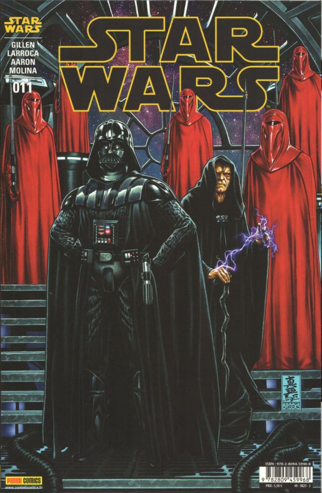 Couverture de Star Wars (Panini Comics - 2015) -11- Le Dernier Vol du Harbinger