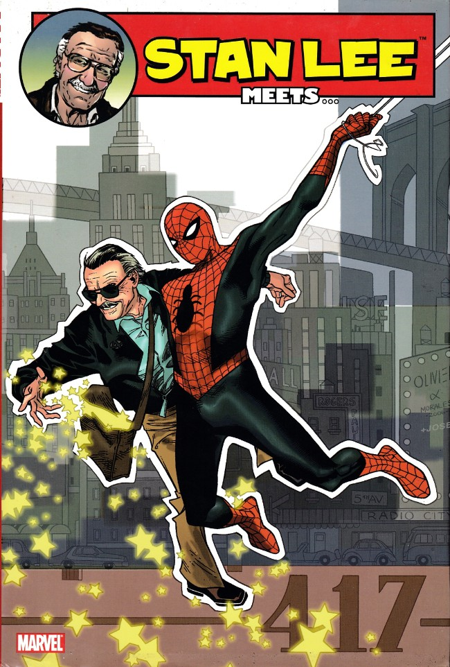Couverture de Stan Lee Meets... - Tome INT