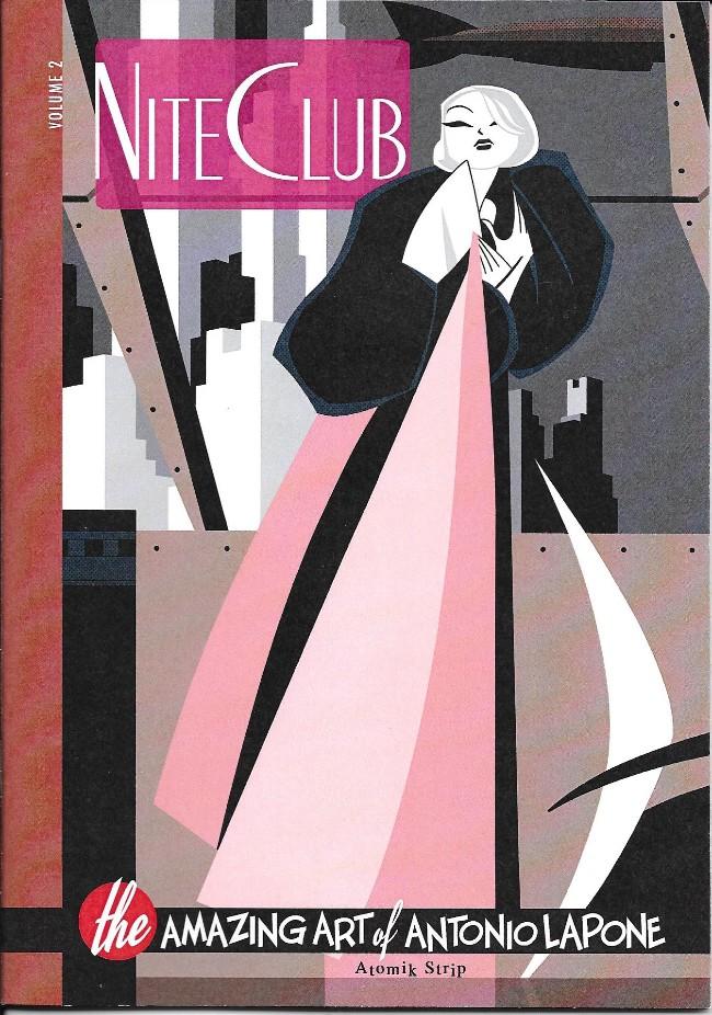 Couverture de (AUT) Lapone - Nite Club - Volume 2