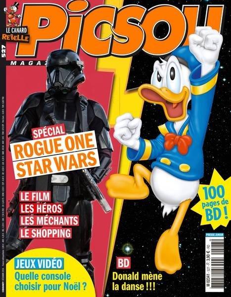 Couverture de Picsou Magazine -527- Qui sait danser le cha cha cha