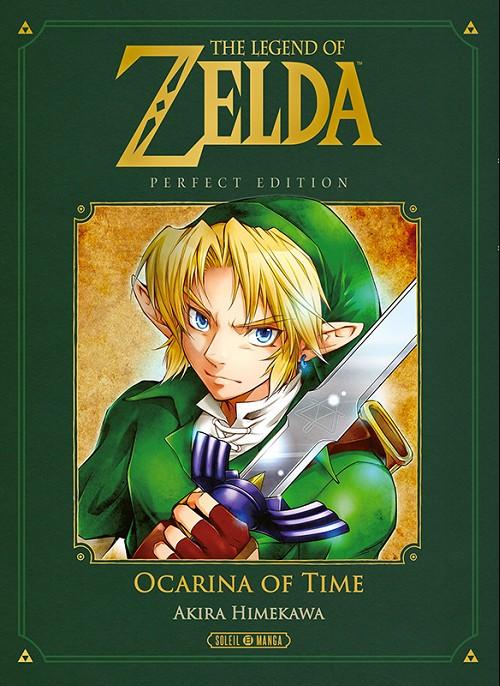 Couverture de Legend of Zelda (The) -INT1- Ocarina of Time