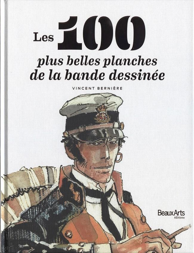 Couverture de (DOC) Études et essais divers - Les 100 plus belles planches de la bande dessinée