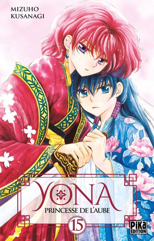 Couverture de Yona, princesse de l'aube -15- Tome 15