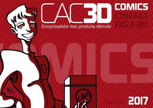 Couverture de (DOC) CAC3D -6- CAC3D - Édition 2017 - Comics