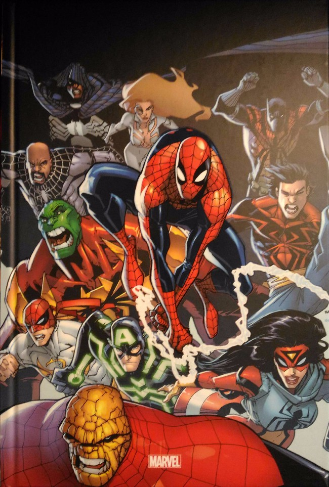 Couverture de Spider-Man : Spider-Island - Tome Cof