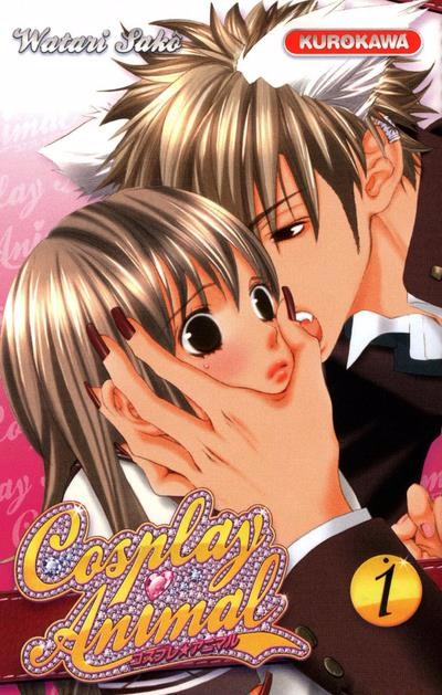Couverture de Cosplay animal -1- Tome 1