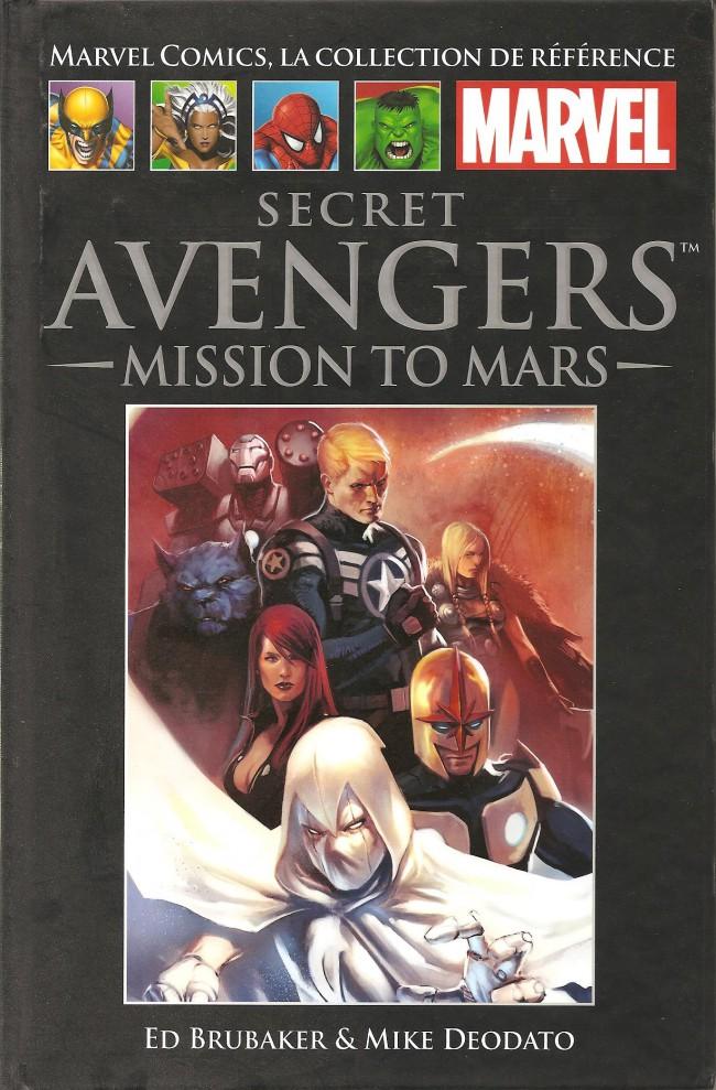 Couverture de Marvel Comics - La collection (Hachette) -7569- Secret Avengers - Mission to Mars