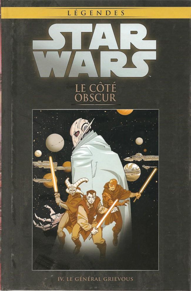 Couverture de Star Wars - Légendes - La Collection (Hachette) -31IV- Le Côté Obscur - IV. Le Général Grievous
