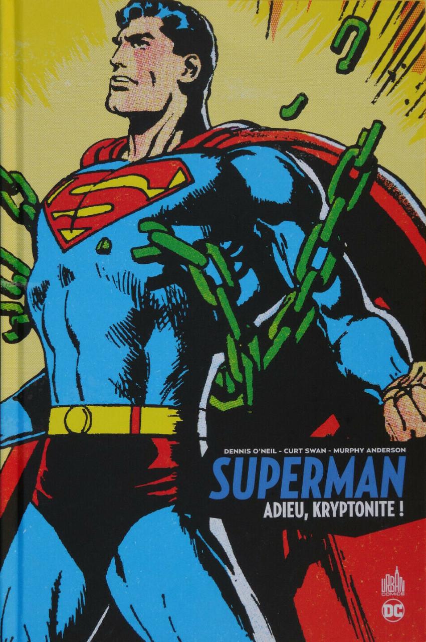Couverture de Superman - Adieu, Kryptonite ! - Adieu, Kryptonite !