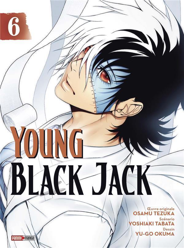 Couverture de Young Black Jack -6- Tome 6