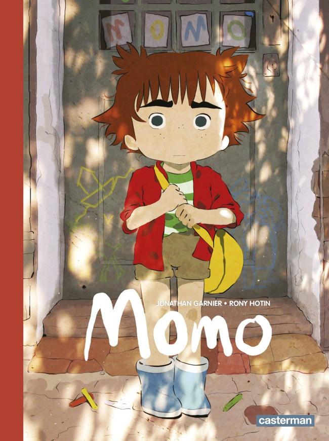 Couverture de Momo -1- Tome 1
