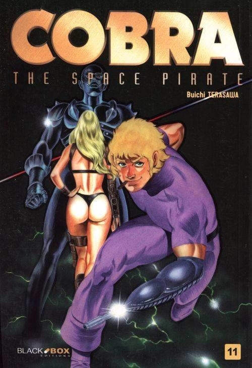 Couverture de Cobra - The Space Pirate (Black Box Éditions) -11- Tome 11