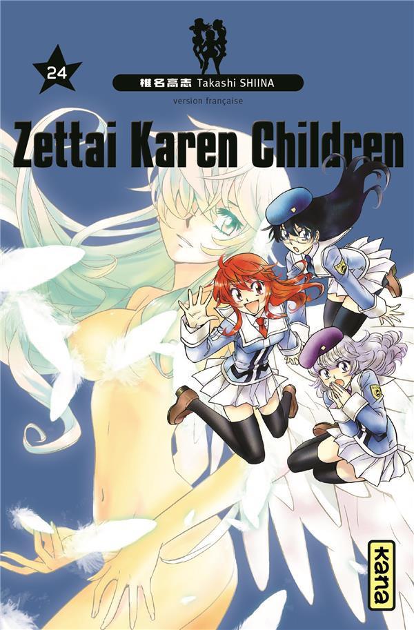 Couverture de Zettai Karen Children -24- Tome 24