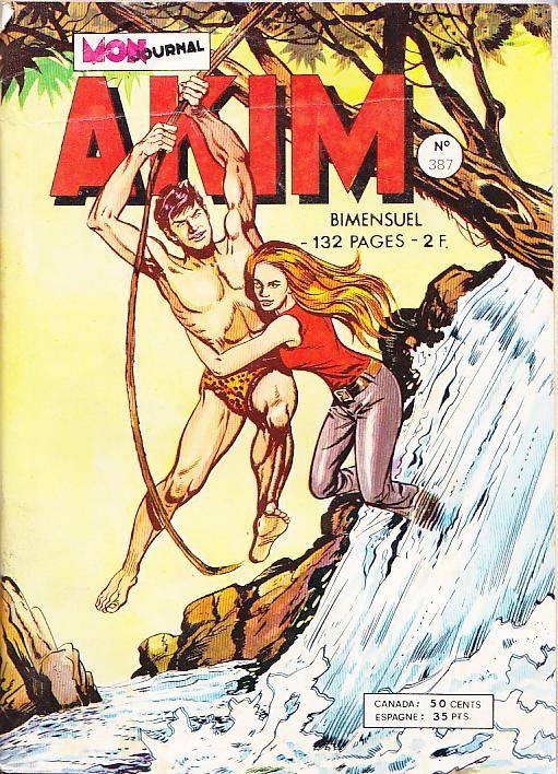 Couverture de Akim (1re série) -387- Le sosie
