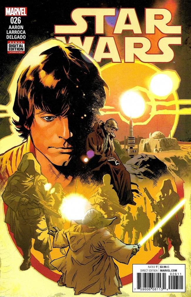 Couverture de Star Wars Vol.2 (Marvel comics - 2015) -26- Book VI, Part I: Yoda's Secret War