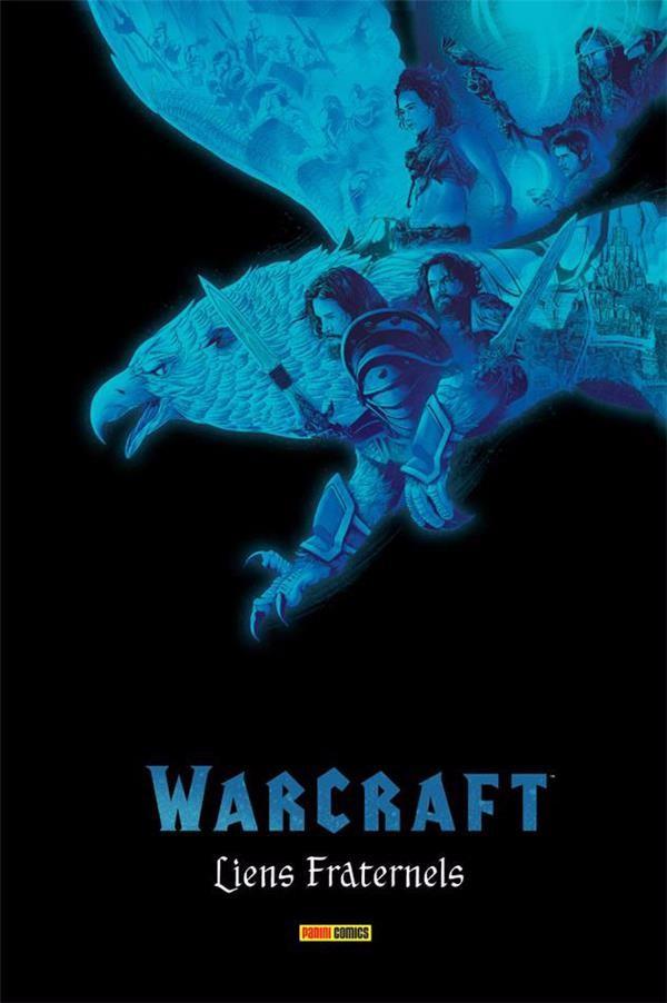 Couverture de Warcraft - Liens fraternels
