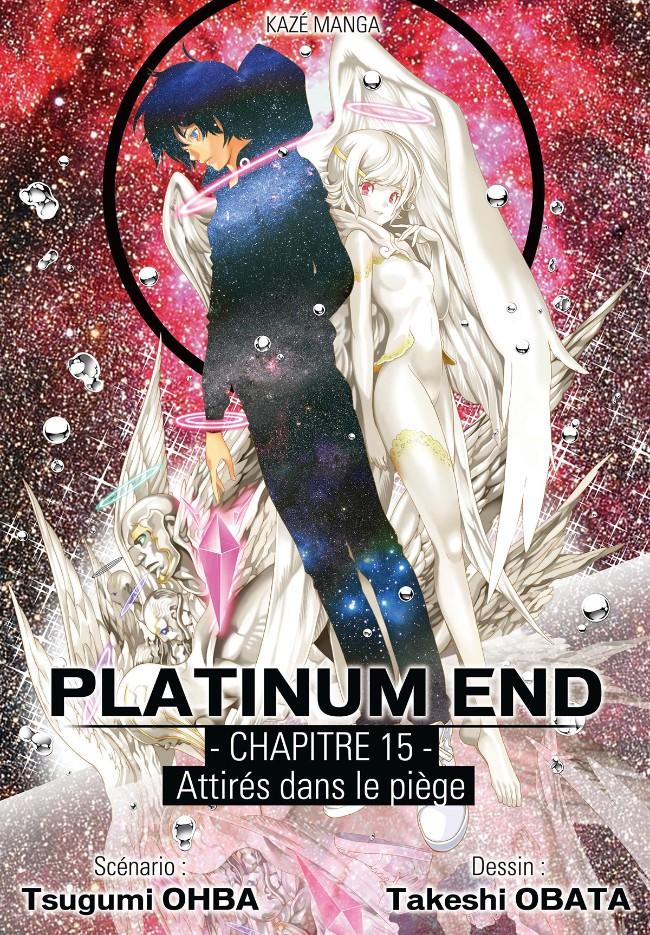 Couverture de Platinum End -Num15- Attirés dans le piège
