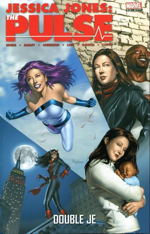 Couverture de Jessica Jones : The Pulse - Double je