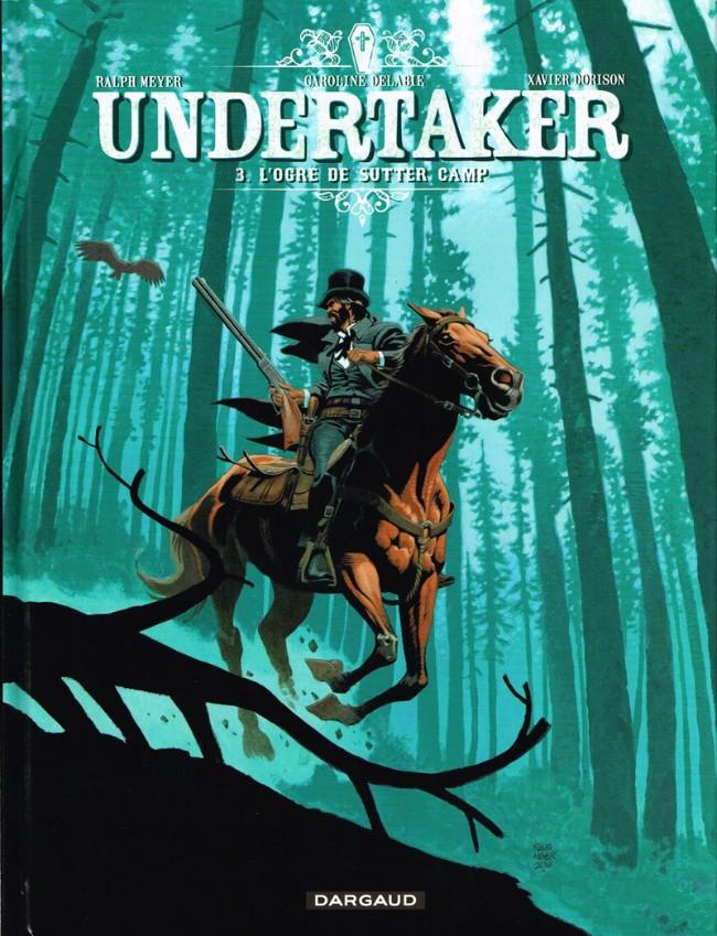 Undertaker Tome 3 PDF