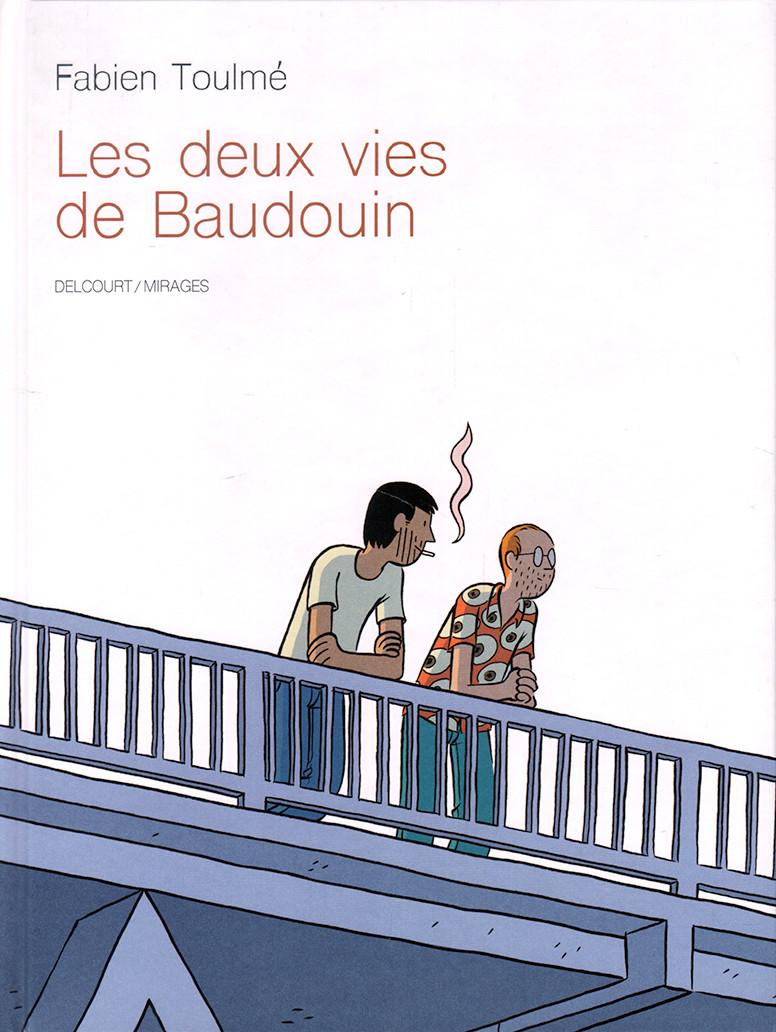 Couverture de Les deux vies de Baudouin