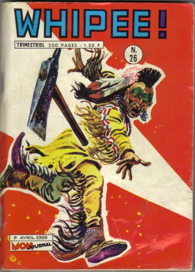 Couverture de Whipii ! (Panter Black, Whipee ! puis) -26- Le roi de la savane - Le cobra