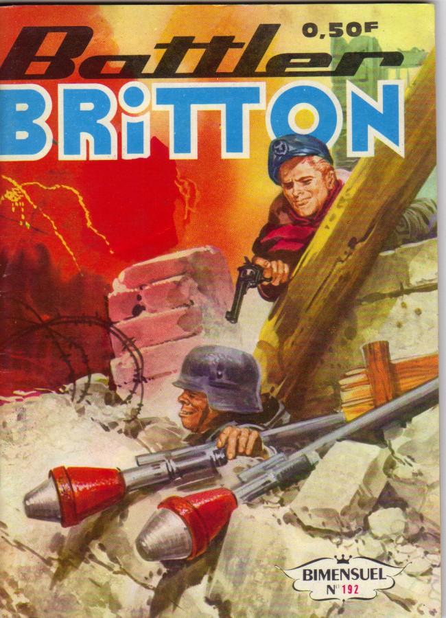 Couverture de Battler Britton (Imperia) -192- Okinawa