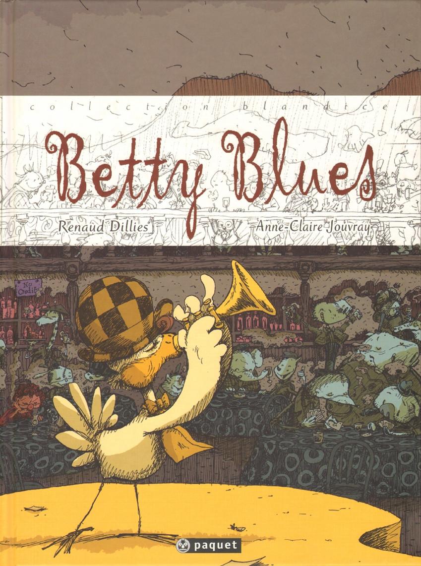 Couverture de Betty Blues