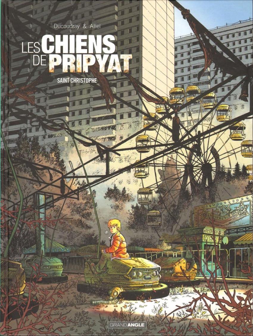Couverture de Les chiens de Pripyat -1- Saint Christophe