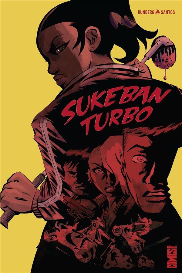 Couverture de Sukeban Turbo