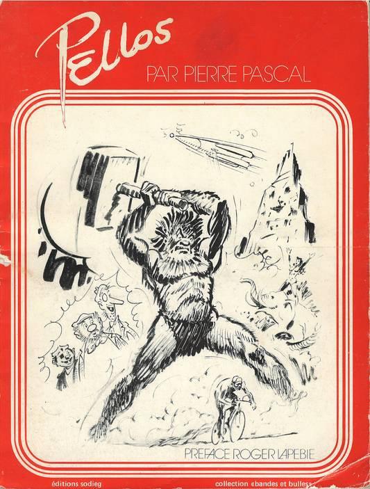 Couverture de (AUT) Pellos - Pellos par Pierre Pascal